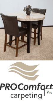 procomfort carpeting